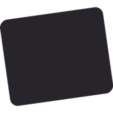 ECONOMY FELLOWES  MOUSE PAD BLACK