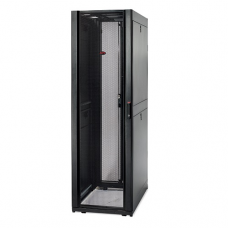 NetShelter SX 42U 600mm Wide x 1070mm Deep Enclosure with Sides Black