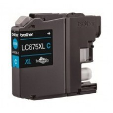 Brother LC-675XL C Cyan ink cartridge