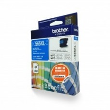 Brother LC-565XL C cyan ink cartridge