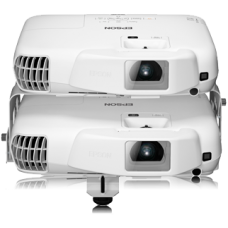 EPSON EB-W16SK (Dual -Projector) 3D